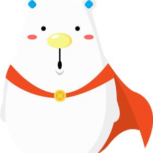 小胖熊Logo