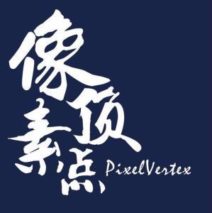 像素顶点Logo